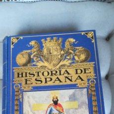 Libros antiguos: HISTORIA DE ESPAÑA, DE EDITORIAL SOPENA DE 1936. Lote 180233256