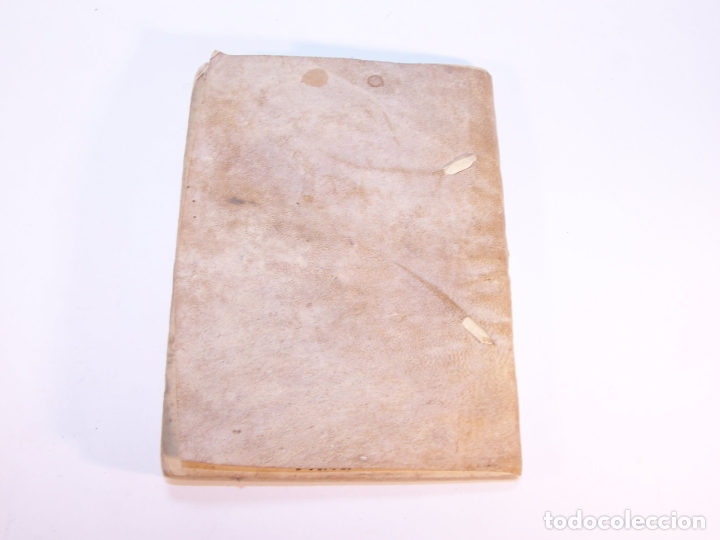 Libros antiguos: Liber de octo partium orationis constructione. P. Bartholomaeo Brabo. Vallisoleti. 1814. - Foto 5 - 181058236