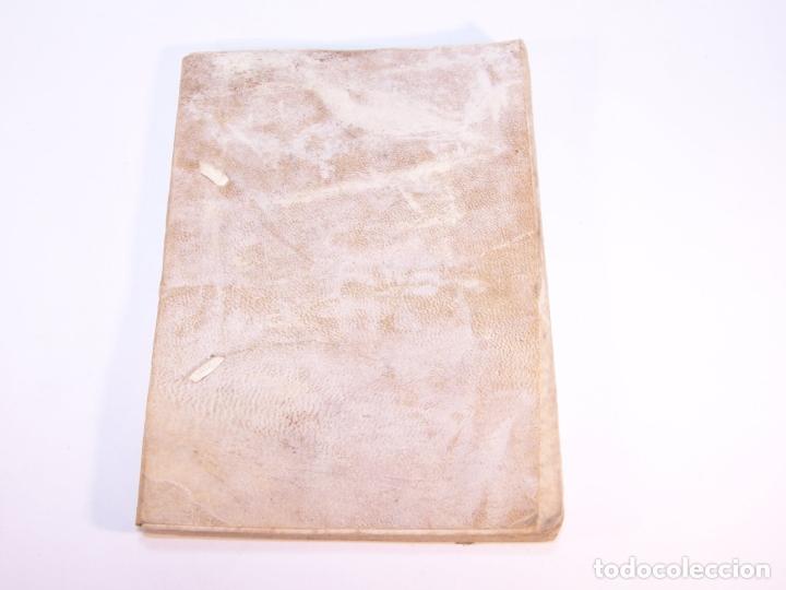 LIBER DE OCTO PARTIUM ORATIONIS CONSTRUCTIONE. P. BARTHOLOMAEO BRABO. VALLISOLETI. 1814. (Libros Antiguos, Raros y Curiosos - Libros de Texto y Escuela)