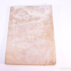 Libros antiguos: LIBER DE OCTO PARTIUM ORATIONIS CONSTRUCTIONE. P. BARTHOLOMAEO BRABO. VALLISOLETI. 1814.. Lote 181058236