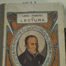Libros antiguos: LIBRO PRIMERO DE LECTURA PARA LAS ESCUELAS PÍAS. LIBRO PRIMERO (MADRID, 1928). Lote 182523753
