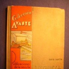 Libros antiguos: DAVID BAYON: - LECCIONES DE MATEMÁTICAS (EL HACER EN LA ESCUELA) - (BARCELONA, 1934). Lote 182777173
