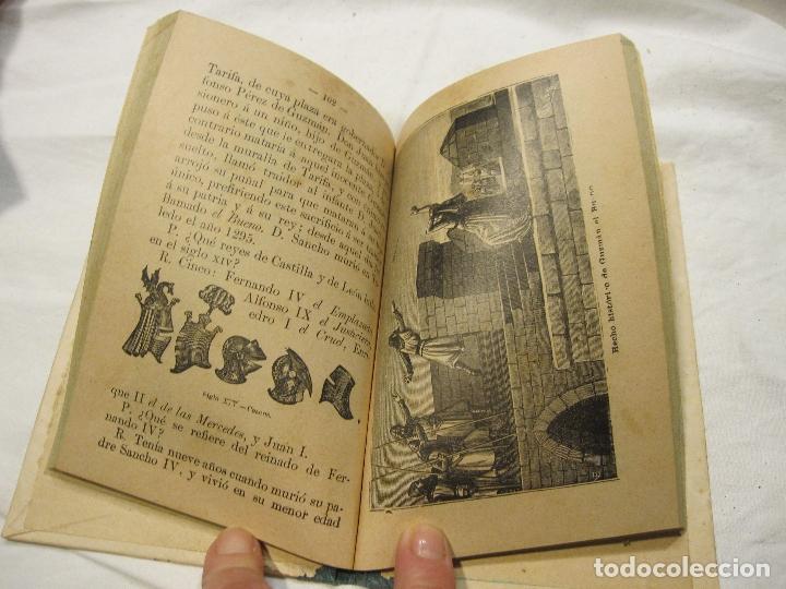 Libros antiguos: NOCIONES DE HISTORIA DE ESPAÑA CALLEJA, SATURNINO. MADRID 1898 - Foto 4 - 183460701