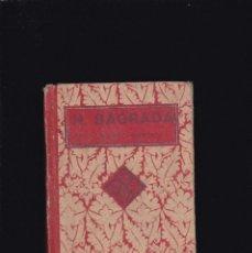 Libros antiguos: HISTORIA SAGRADA - SEGUNDO CURSO - EDITORIAL LUIS VIVES 1939. Lote 184640095