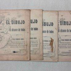 Libros antiguos: EL DIBUJO AL ALCANCE DE TODOS. Lote 187183661