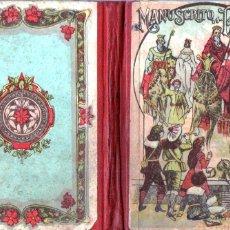 Libri antichi: ROQUE GRAU Y RIERA : MANUSCRITO DEL PARVULITO (1927). Lote 187309787