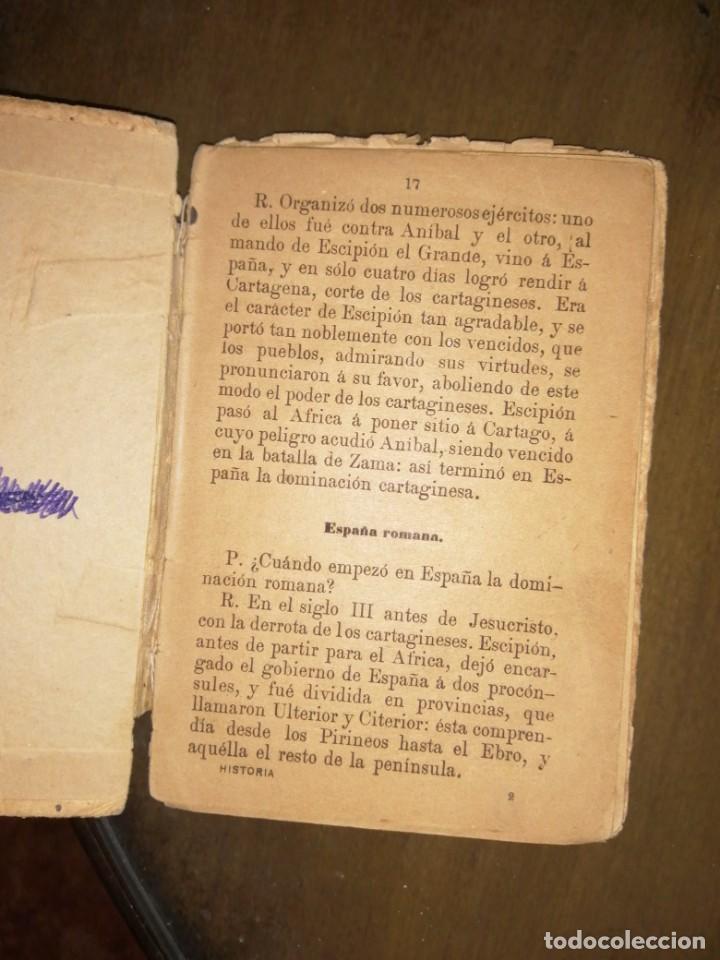 Libros antiguos: NOCIONES DE HISTORIA DE ESPAÑA, POR SATURNINO CALLEJA - Foto 2 - 188557673