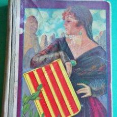 Libros antiguos: LA TERRA CATALANA DE JOAQUIM PLA CARGOL AÑO 1932. Lote 189137877