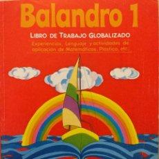 Livros antigos: BALANDRO 1 EGB. MANGOLD. Lote 220835595