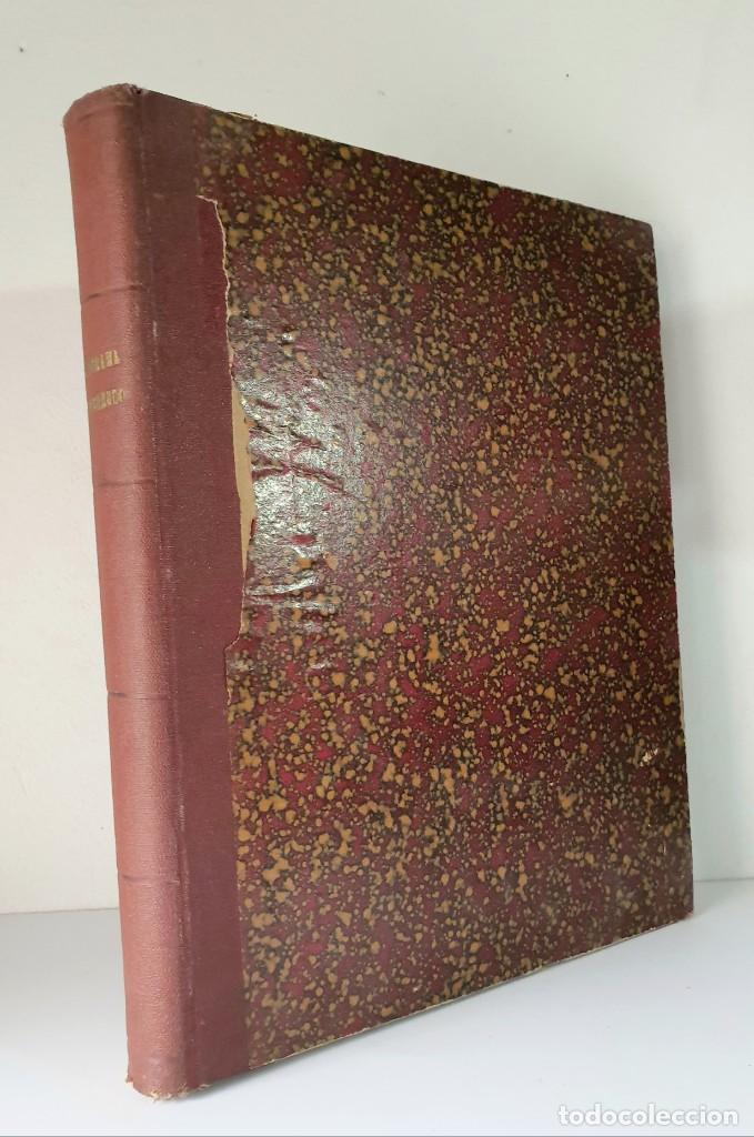 Libros antiguos: PANORAMA PINTORESCO *** AFRICA ** AMERICA ** ASIA ** EUROPA ** OCEANIA - Foto 2 - 80730570