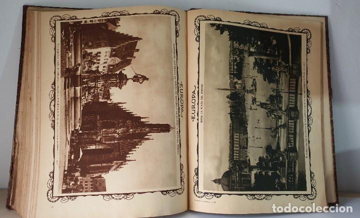 Libros antiguos: PANORAMA PINTORESCO *** AFRICA ** AMERICA ** ASIA ** EUROPA ** OCEANIA - Foto 4 - 80730570