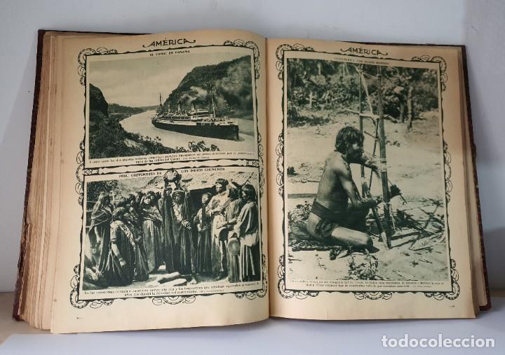Libros antiguos: PANORAMA PINTORESCO *** AFRICA ** AMERICA ** ASIA ** EUROPA ** OCEANIA - Foto 6 - 80730570