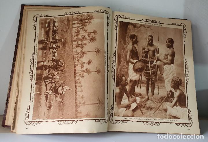 Libros antiguos: PANORAMA PINTORESCO *** AFRICA ** AMERICA ** ASIA ** EUROPA ** OCEANIA - Foto 7 - 80730570