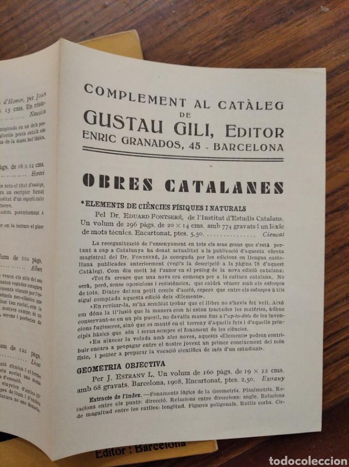 Libros antiguos: Libro Lliçons de coses en 650 gravats - Foto 3 - 190465921