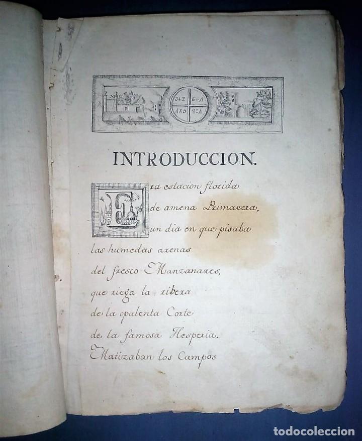 Libros antiguos: Principios de aritmética para el uso de las Señoritas Luisas de San Carlos. Libro manuscrito s.XVIII - Foto 7 - 191075011