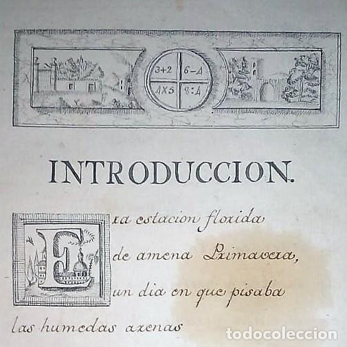 Libros antiguos: Principios de aritmética para el uso de las Señoritas Luisas de San Carlos. Libro manuscrito s.XVIII - Foto 8 - 191075011