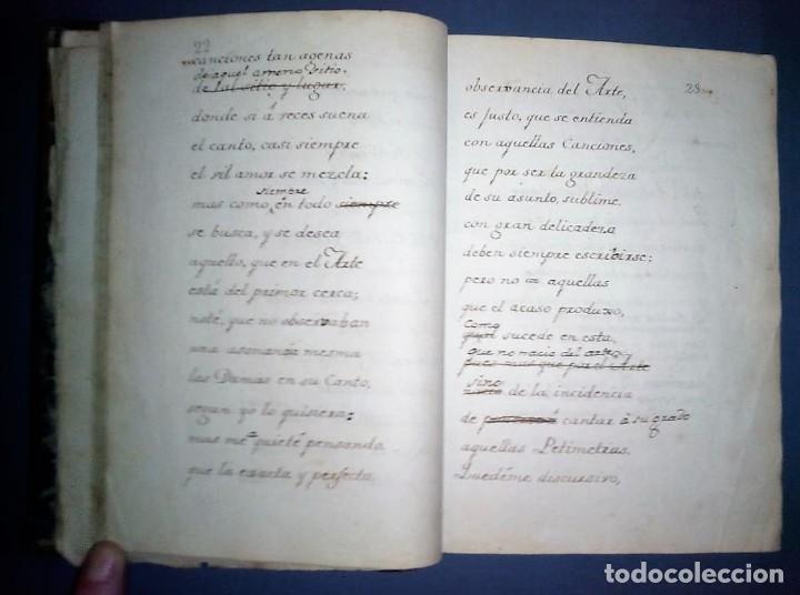 Libros antiguos: Principios de aritmética para el uso de las Señoritas Luisas de San Carlos. Libro manuscrito s.XVIII - Foto 11 - 191075011