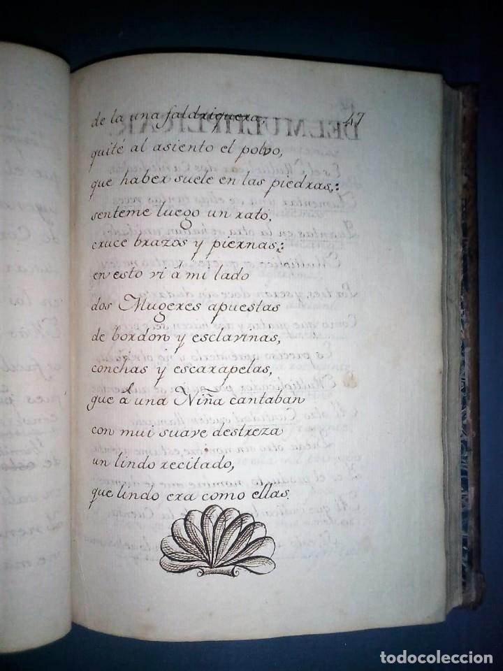 Libros antiguos: Principios de aritmética para el uso de las Señoritas Luisas de San Carlos. Libro manuscrito s.XVIII - Foto 12 - 191075011