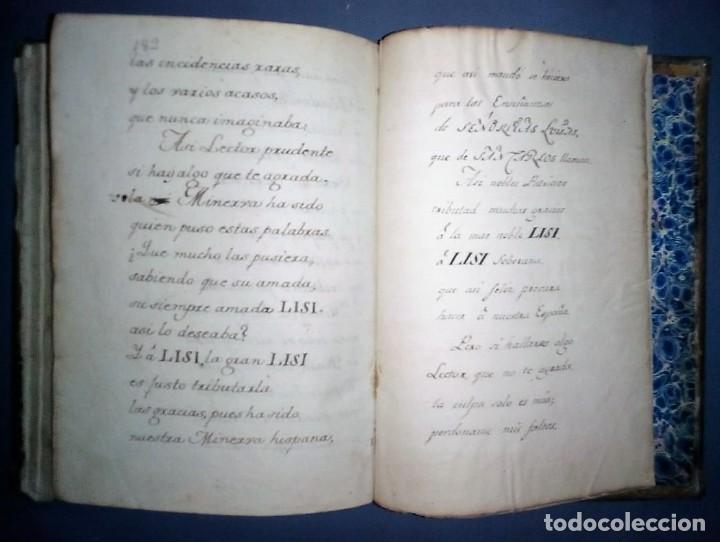 Libros antiguos: Principios de aritmética para el uso de las Señoritas Luisas de San Carlos. Libro manuscrito s.XVIII - Foto 15 - 191075011