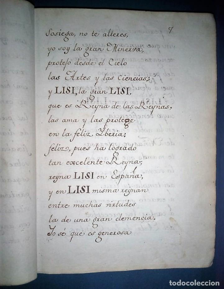 Libros antiguos: Principios de aritmética para el uso de las Señoritas Luisas de San Carlos. Libro manuscrito s.XVIII - Foto 16 - 191075011