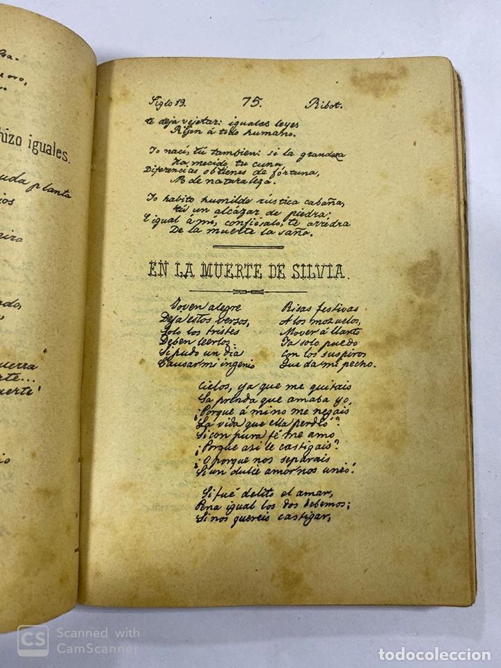 Libros antiguos: ESCRITURA Y LENGUAJE DE ESPAÑA. ESTEBAN PALUZIE. MADRID, 1909. PAGS: 296. FRONTISPICIO ROTO. - Foto 4 - 191769477