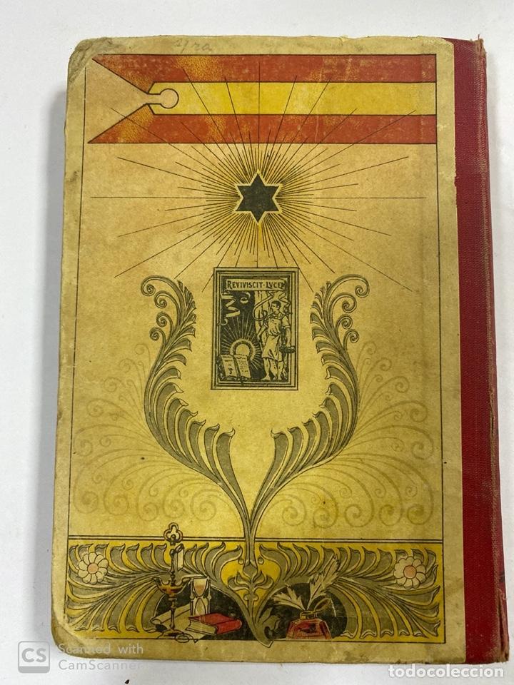 Libros antiguos: ESCRITURA Y LENGUAJE DE ESPAÑA. ESTEBAN PALUZIE. MADRID, 1909. PAGS: 296. FRONTISPICIO ROTO. - Foto 6 - 191769477