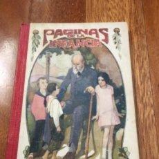 Libros antiguos: TERRADILLOS: PÁGINAS PARA LA INFANCIA, EL LIBRO DE LOS DEBERES DE LOS NIÑOS (HERNANDO, 1926). Lote 193413358
