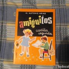Libri antichi: CARTILLA SEGUNDA AMIGUITOS --NARANJA 1973. Lote 193638036