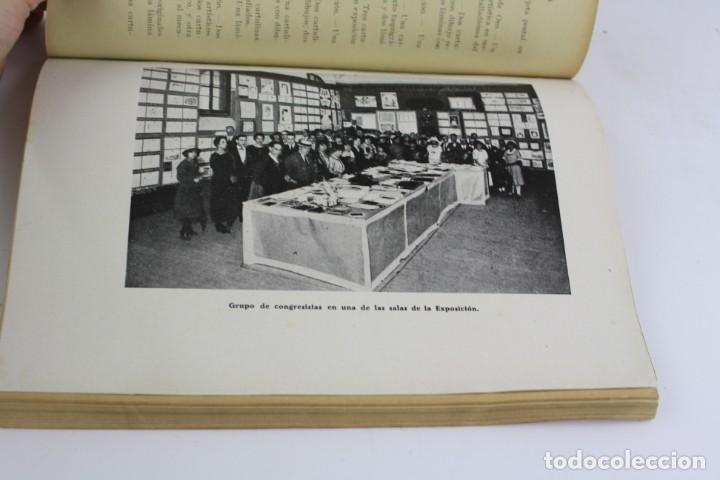 Libros antiguos: Reseña del primer congreso hispano americano filipino de estenografía, 1922, Barcelona. 24x17cm - Foto 3 - 193798423