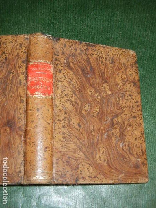 LECTURA ESCOGIDA PARA USO DE LAS ESCUELAS DE INSTRUCCIÓN PRIMARIA, DE ISIDRO VILASECA Y RIUS, 1891 (Libros Antiguos, Raros y Curiosos - Libros de Texto y Escuela)