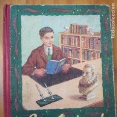Libros antiguos: LECTURAS GRADUADAS. LIBRO TERCERO. EDITORIAL LUIS VIVES. 1952. BUEN ESTADO. Lote 194237186
