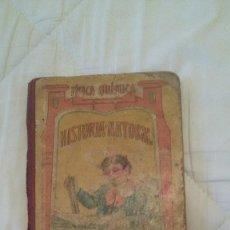 Libros antiguos: FISICA Y QUIMICA E HISTORIA NATURAL - PALUZIE 1926 . Lote 194324367