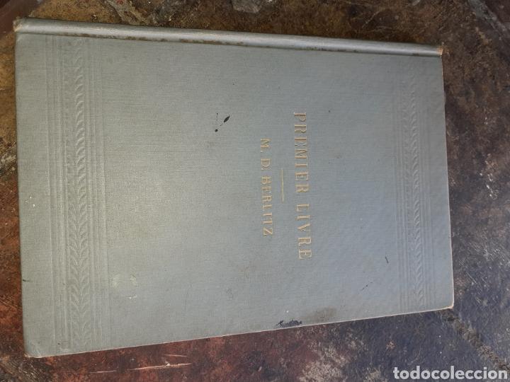 PREMIER LIVRE (Libros Antiguos, Raros y Curiosos - Libros de Texto y Escuela)
