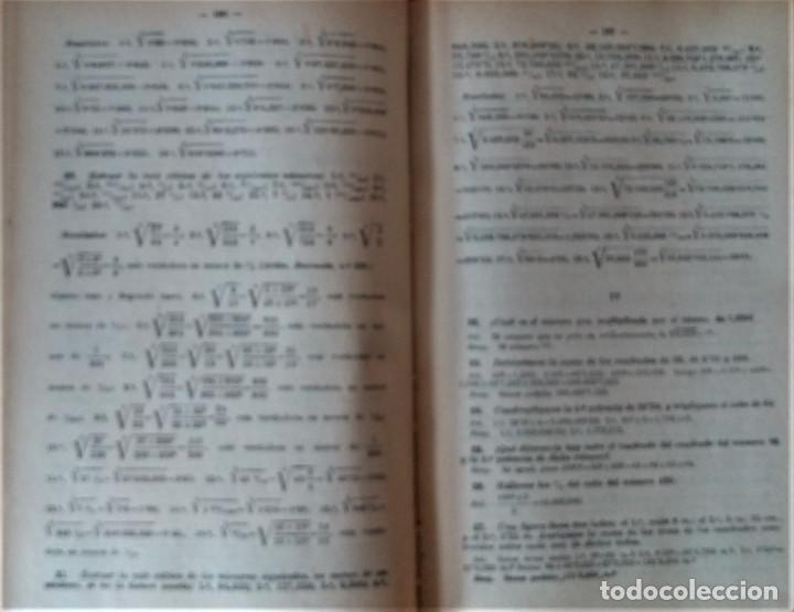 Libros antiguos: SOLUCIONES ANALITICAS - LIBRO DEL MAESTRO - D. JOSE DALMAU CARLES - Foto 3 - 194506016