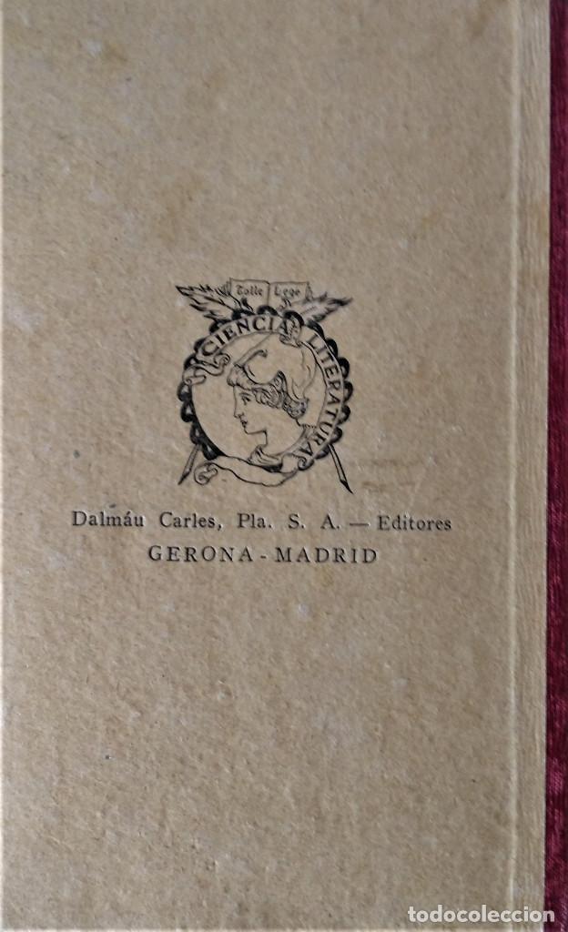 Libros antiguos: SOLUCIONES ANALITICAS - LIBRO DEL MAESTRO - D. JOSE DALMAU CARLES - Foto 5 - 194506016