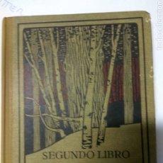 Libros antiguos: SEGUNDO LIBRO DE LECTURA-SIX BARRAL-1934. Lote 194550280