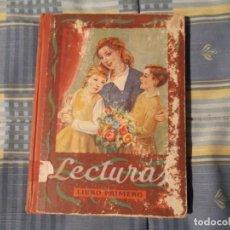 Libros antiguos: LIBRO COLEGIO EDELVIVES-LECTURA. Lote 194629725