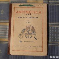 Libros antiguos: LIBRO COLEGIO-ARITMETICA . Lote 194629856