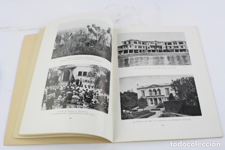 Libros antiguos: Escuelas al aire libre y servicios anejos, julio de 1949, ayuntamiento de Barcelona. 22x16cm - Foto 2 - 194764317