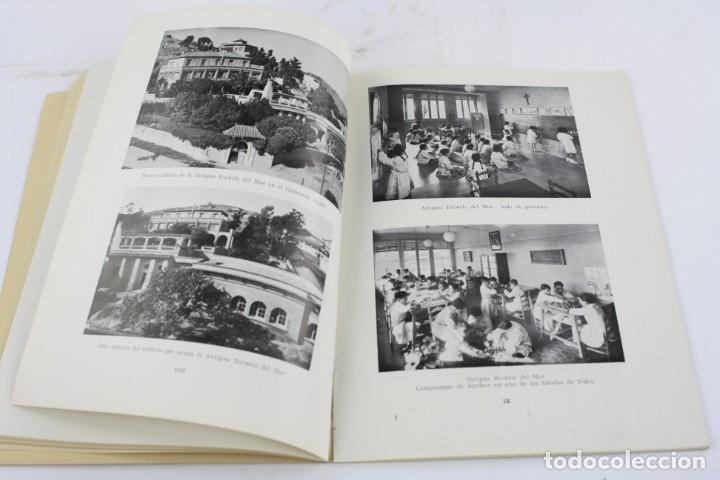 Libros antiguos: Escuelas al aire libre y servicios anejos, julio de 1949, ayuntamiento de Barcelona. 22x16cm - Foto 3 - 194764317