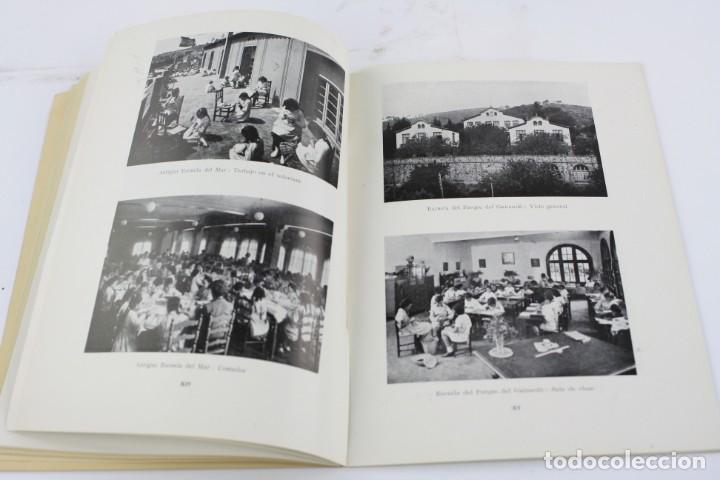 Libros antiguos: Escuelas al aire libre y servicios anejos, julio de 1949, ayuntamiento de Barcelona. 22x16cm - Foto 4 - 194764317