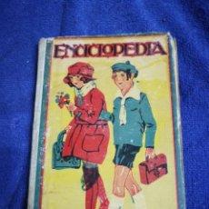 Libros antiguos: ENCICLOPEDIA CICLO PEDAGOGICO. DE 1937. Lote 194766382