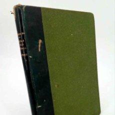 Libros antiguos: INICIACIÓN EN LAS CIENCIAS FÍSICONATURALES. TERCER CURSO (SALUSTIO ALVARADO) SGP, 1936. Lote 195123403
