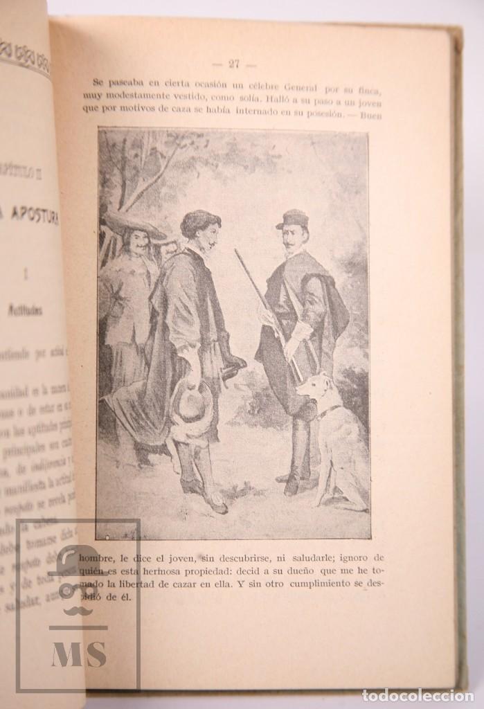 Libros antiguos: Libro de Escuela - Elementos de Urbanidad, Segundo Grado. P. Salvador Riba - Imp. Ezelviriana, 1915 - Foto 3 - 195183882