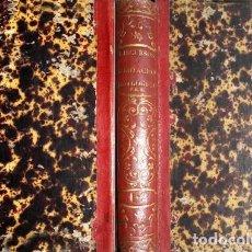 Libros antiguos: ZABALA, VALENTÍN. DISCURSOS Y DISERTACIONES PARA REVÁLIDAS, OPOSICIONES Y EXÁMENES... 2 T. 1865-67.. Lote 195184255