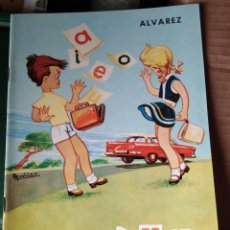 Libros antiguos: MI CARTILLA. PRIMERA PARTE. ÁLVAREZ. 1966 IMPECABLE ESTADO. Lote 195364157