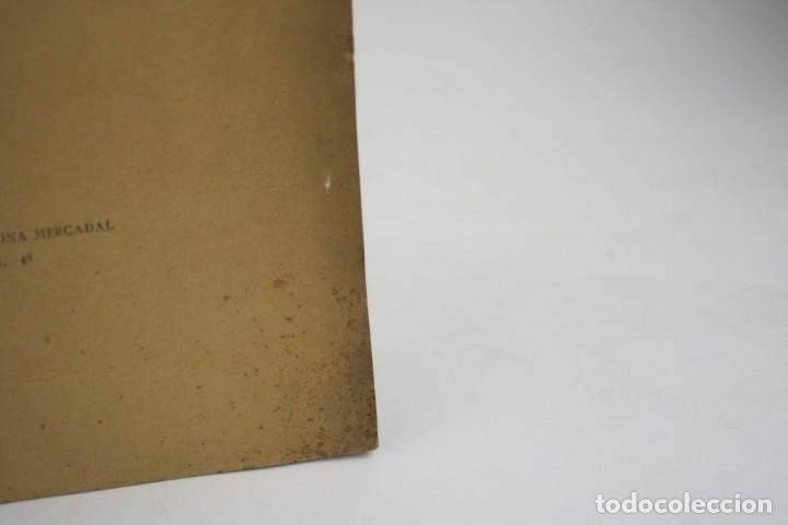 Libros antiguos: Sesión necrológica con motivo de la colocación del retrato de Cayetano Cornet Mas, 1898, taquigrafía - Foto 5 - 195383957