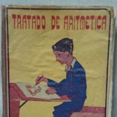 Libros antiguos: LIBRO DE TEXTO ARITMÉTICA SEGUNDO GRADO EDICIONES BRUÑO AÑO 1942. Lote 195453123