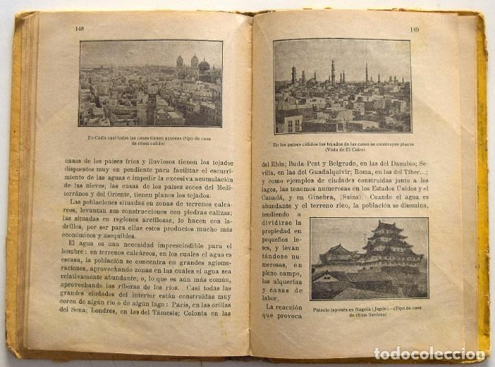 Libros antiguos: LA TIERRA Y EL HOMBRE - JOAQUÍN PLA CARGOL - DALMAU CARLES PLA - GERONA AÑO 1922 - CON 125 GRABADOS - Foto 5 - 195766631
