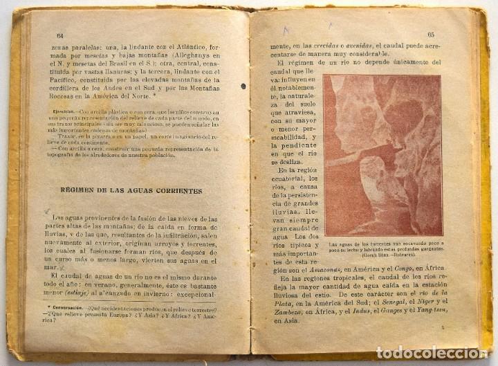 Libros antiguos: LA TIERRA Y EL HOMBRE - JOAQUÍN PLA CARGOL - DALMAU CARLES PLA - GERONA AÑO 1922 - CON 125 GRABADOS - Foto 6 - 195766631